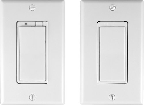 GE 45613 Z-Wave Wireless Lighting Control Three-Way Dimmer Kit