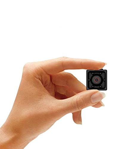 Supoggy Mini Wireless Hidden Spy Camera