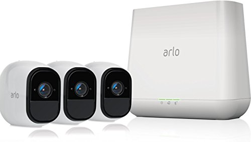 Arlo Pro - Wireless Security Camera System