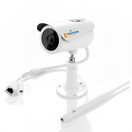 Trivision Outdoor Security Camera