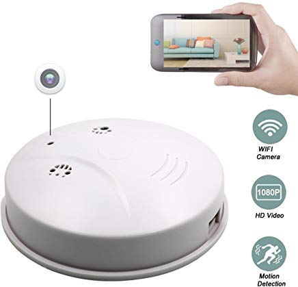 Hd 1080P Wifi Hidden Camera From Sunsome