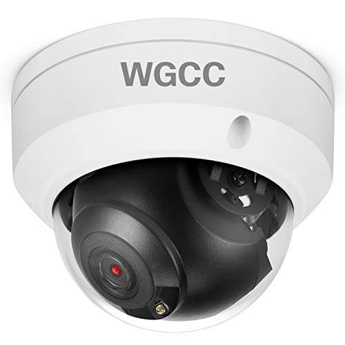 WGCC POE IP Camera Dome