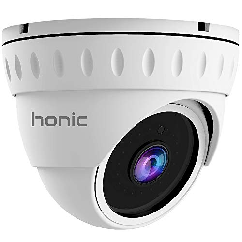 Video Security Dome Wide Angle Camera