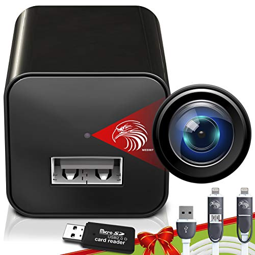 DIVINEEAGLE Spy Camera Charger