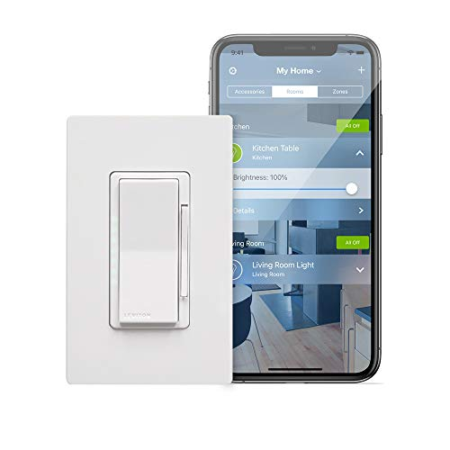 Leviton DH6HD-1BZ 600W Decora Smart Dimmer