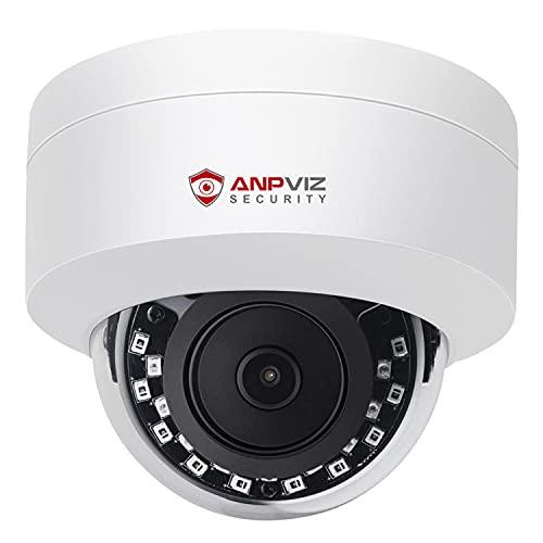 Anpviz 5MP PoE IP Dome Camera