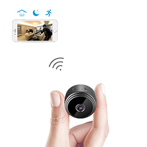 AREBI Wireless Hidden Spy Camera