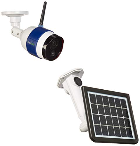 Freecam Wireless Solar Powered Security Camera