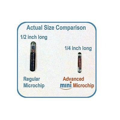 Pro-ID Microchip Pet Microchip