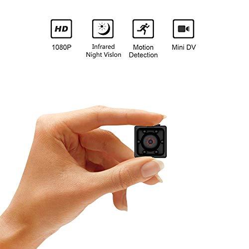 Supoggy Mini Wireless Hidden Spy Camera