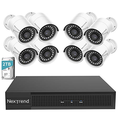 NexTrend 5MP POE Security Camera System