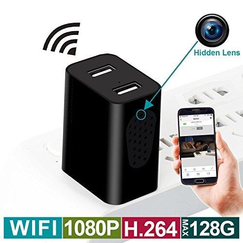 LUOHE Hidden USB Spy Camera 12,000mAh Power Bank