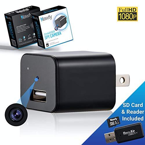 Goospy Spy Camera Wireless Hidden Camera
