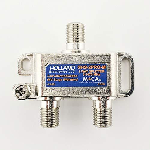 Holland Electronics 2-Way MOCA Splitter