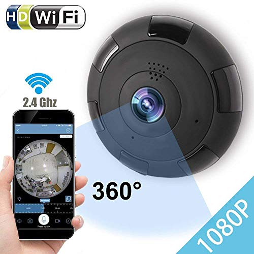 AX Security Camera Bulb