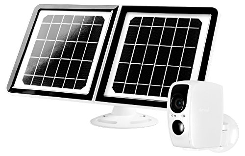 Lynx Solar Surveillance Camera System