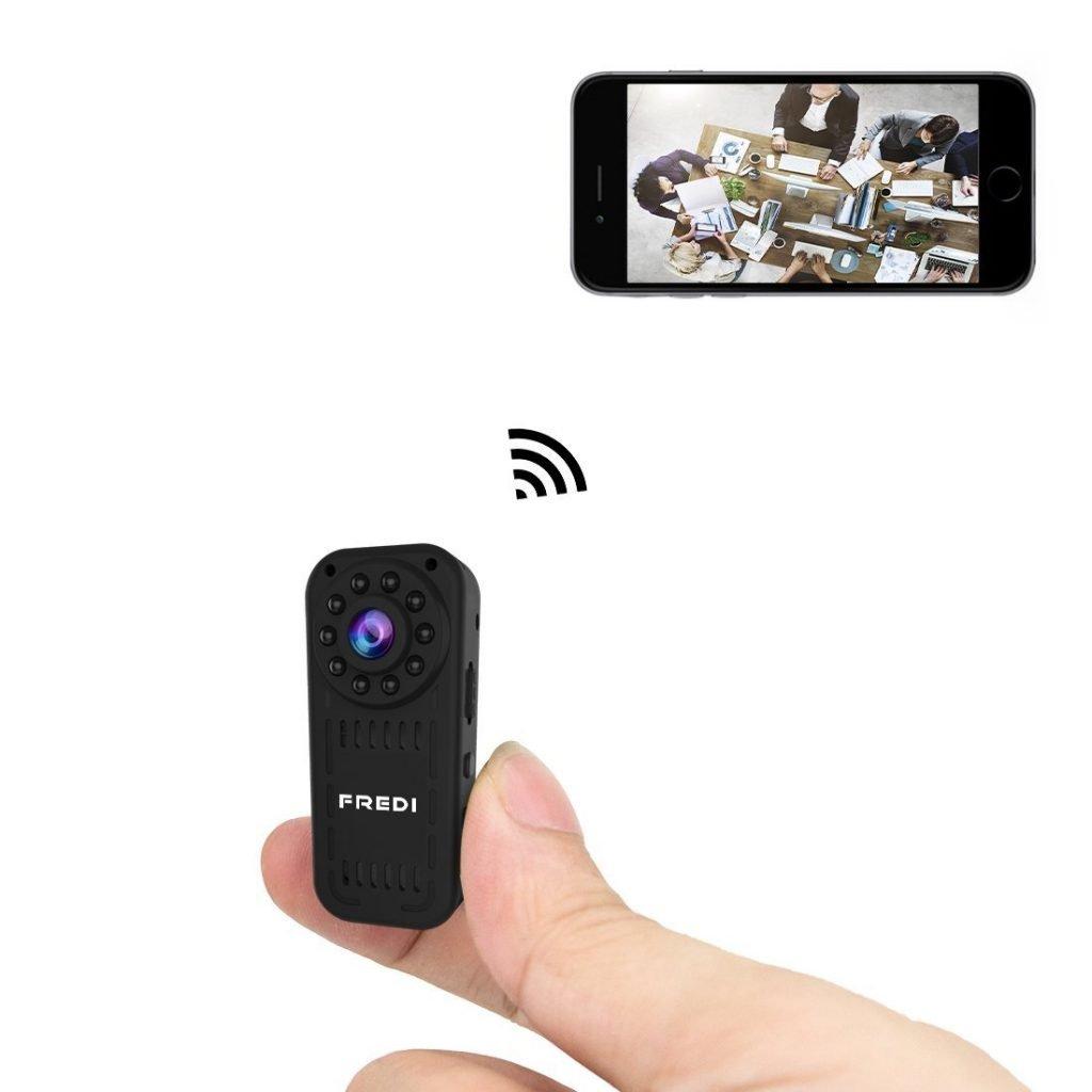 Fredi Mini Spy Camera Review
