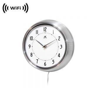 SCS Enterprises Wireless Clock Spy Camera Review