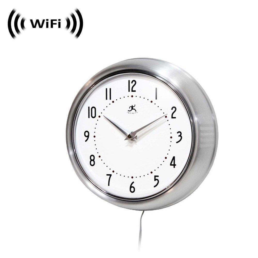 SCS Enterprises Wireless Clock Spy Camera Review - Best Spy Cameras on the market