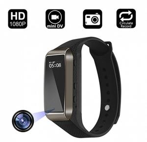 Aipinvip Smart Fitness Bracelet Spy Camera