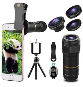 UMTELE Phone Camera 4 in 1 Camera Set