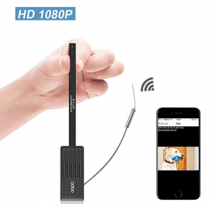 AOBO Wireless Spy Camera WI-FI 640P