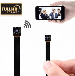 FSTCOM HD a Small Spy Wireless WI-FI Portable Camera