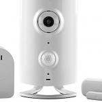 Security camera alarms