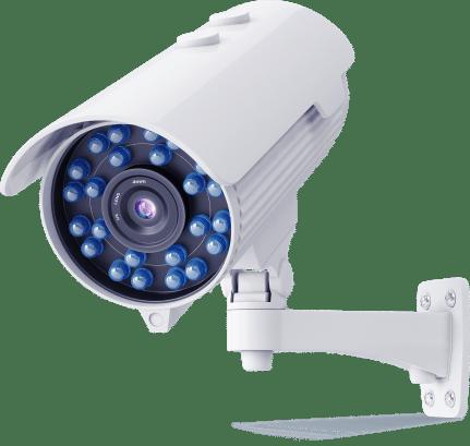 13 - Surveillance Cameras With Audio Recording
