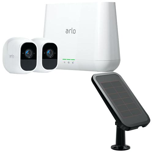7 - The Arlo Solar Panel 2-Pack Bundle Unmasked