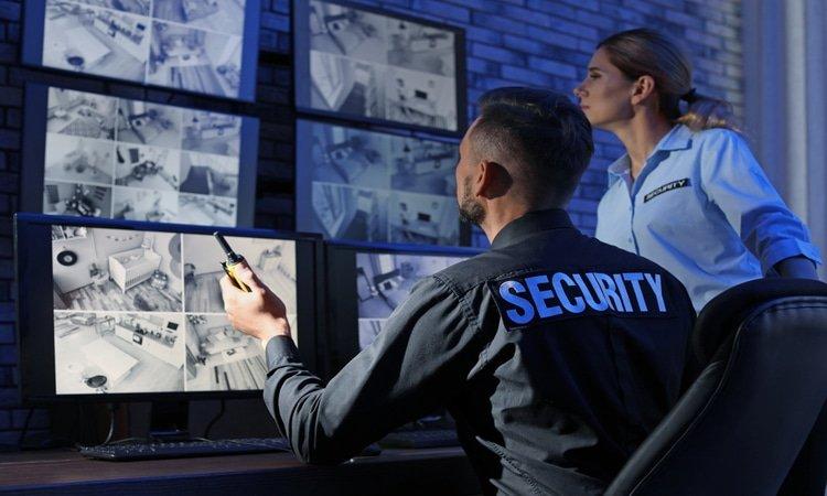 CCTV Monitor vs. PC Monitor